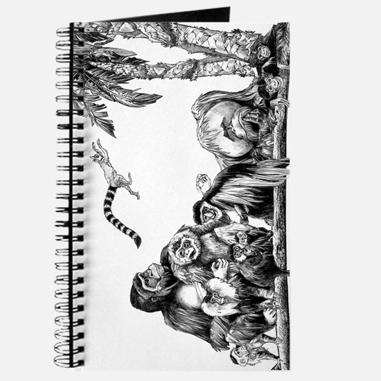 the gang journal