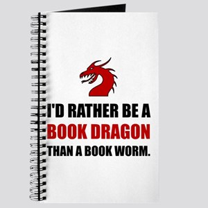 Rather Book Dragon Than Worm Journal