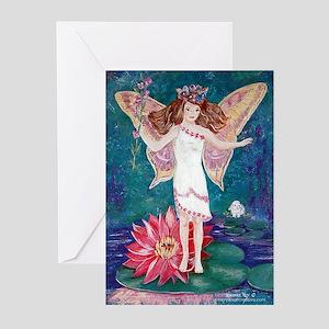 Fairy Happy Birthday Greeting Cards (Pk of 20)