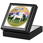 Mt Country/Horse (Ar-W) Keepsake Box
