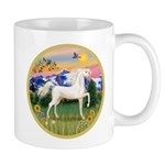 Mt Country/Horse (Ar-W) Mug