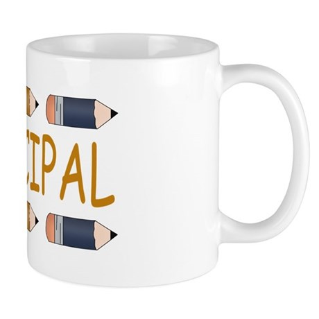 Best School Principal Mug