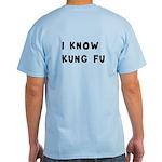 Kung Fu Kids Apparel Light T-Shirt