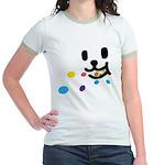 1 Eating Jr. Ringer T-Shirt