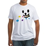 1 Eating Fitted T-Shirt