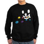 1 Eating Sweatshirt (dark)