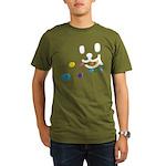 1 Eating Organic Men's T-Shirt (dark)