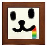 1 Juicy Rainbow Framed Tile