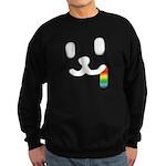 1 Juicy Rainbow Sweatshirt (dark)