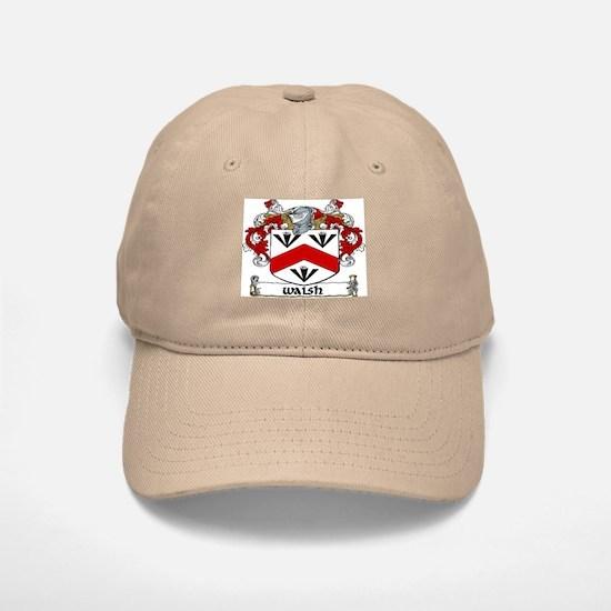 Walsh Coat of Arms Baseball Baseball Baseball Cap