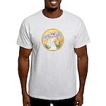Blessings/Horse (Ar-W) Light T-Shirt