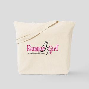 RunnerGirl Tote Bag (pnk/blk)