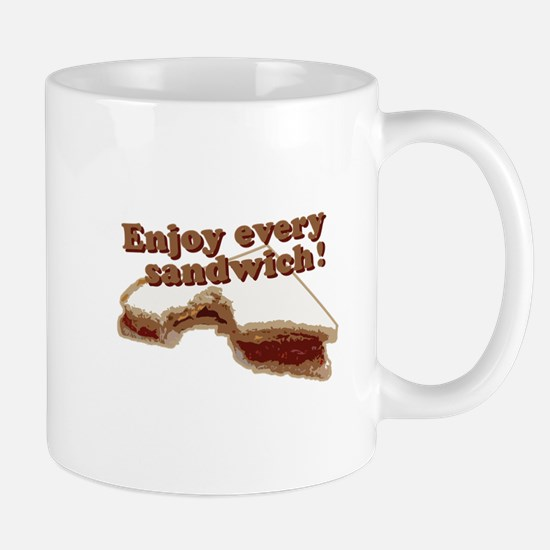 Enjoy Every Sandwich Mug