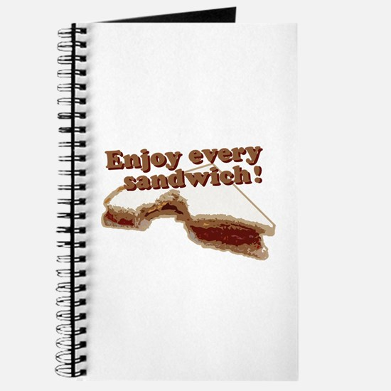 Enjoy Every Sandwich Journal