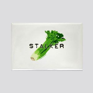celery stalker, dieter/vegetarian/vegan Rectangle