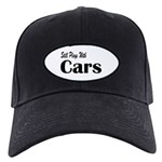 Plays With Cars Black Cap