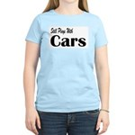 Plays With Cars Women's Light T-Shirt