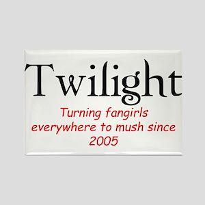 Twilight Mush Rectangle Magnet