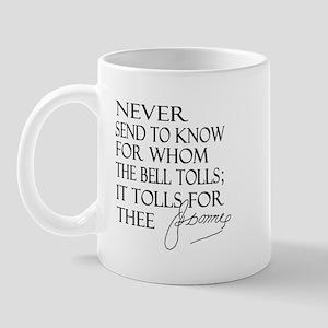 Bell Tolls Mug