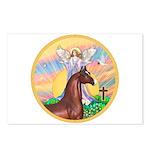Blessings/Horse (Ar-Brn) Postcards (Package of 8)