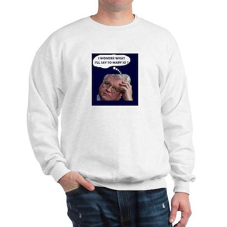 I'M GOING FOR HELP! Sweatshirt