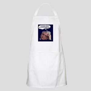 I'M GOING FOR HELP! BBQ Apron