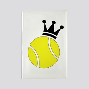 King of the Court Rectangle Magnet