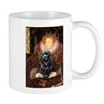 Queen / Cocker Spaniel (blk) Mug
