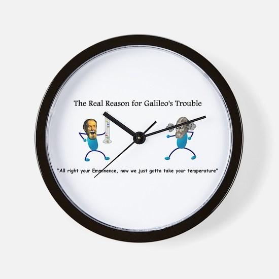 Galilei Wall Clock