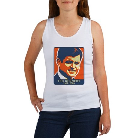 Ted Kennedy Women's Tank Top