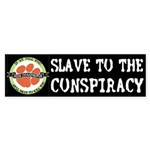 Conspiracy Bumper Sticker