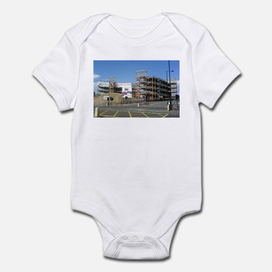 City Campus East Infant Bodysuit
