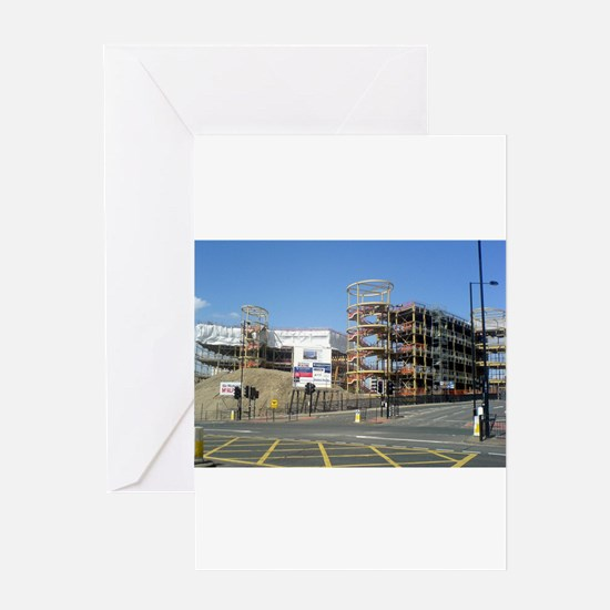 City Campus East Greeting Card