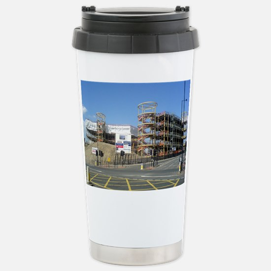 City Campus East Stainless Steel Travel Mug