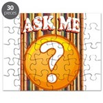 ASK ME Puzzle