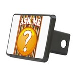 ASK ME Hitch Cover