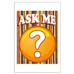 ASK ME Posters
