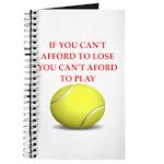 tennis, Journal