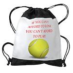 tennis, Drawstring Bag