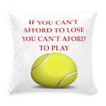 tennis, Everyday Pillow