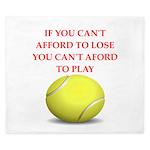 tennis, King Duvet