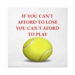 tennis, Queen Duvet