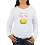 tennis, Long Sleeve T-Shirt