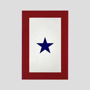 Blue Star Service Flag Magnet