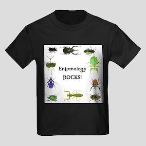 Entomology Rocks T-Shirt