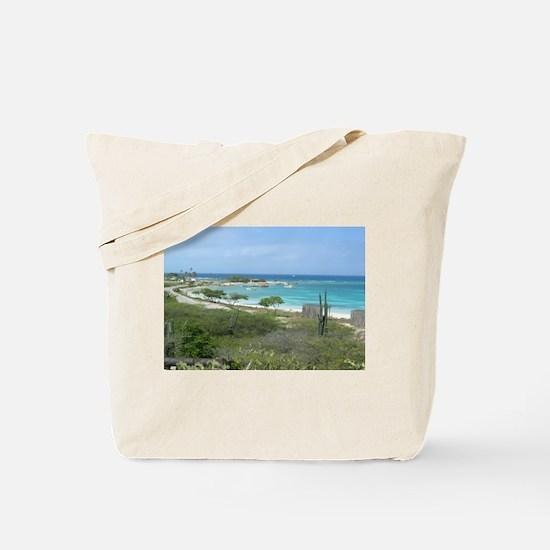Aruba Desert Tote Bag