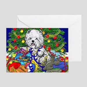 Unwrap the Magic Greeting Card