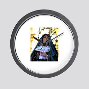 Our Lady of Sorrows Wall Clock