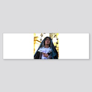Our Lady of Sorrows Bumper Sticker
