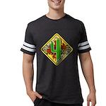C4w Dark Football T-Shirt